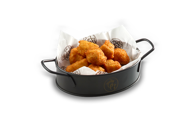 Crispy Chicken Cubes
